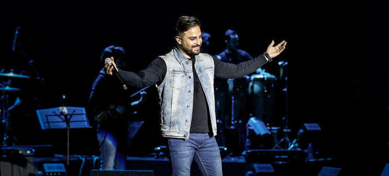 گزارش ویدیویی از کنسرت بابک جهانبخش (آذر ۹۷)