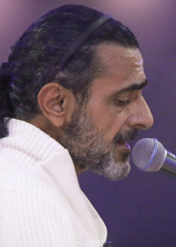 تمرین کنسرت شهریار مسرور فستیوال موسیقی و آزادی