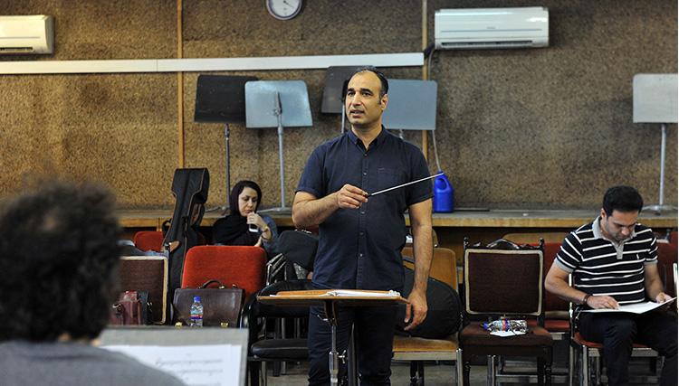 گروه ارکستر سازهای ملی ایرانی آثاری از فرهاد فخرالدینی را اجرا خواهند کرد