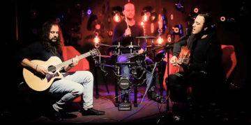 اجرای زنده آهنگ مرز بی کسی از آرین نائینی
