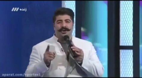 اجرای قطعه ایران با صدای بهنام بانی در شبکه ۳ سیما