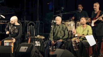 کنسرت خالو قنبر راستگو با همراهی داماهی