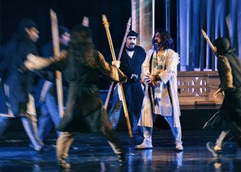 اپرای حلاج در شب سماع و آواز