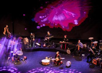 موسیقی اقوام ایرانی در برج میلاد/ تازهترین کنسرت گروه رستاک برگزار شد