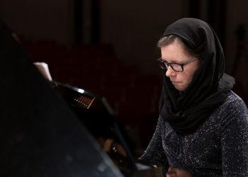 نوازنده ایرلندی آثار آهنگسازان معاصر ایران را نواخت