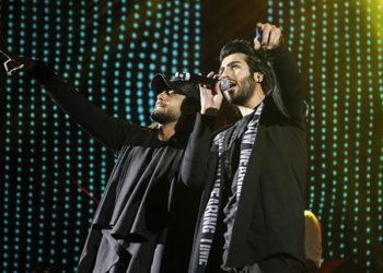 کنسرت ماکان بند در جشنواره موسیقی فجر