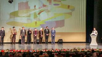 گزارش ویدیویی از مراسم اختتامیه سی و چهارمین جشنواره موسیقی فجر
