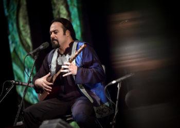 آخرین کنسرت هژیر مهرافروز در سال نود و هفت