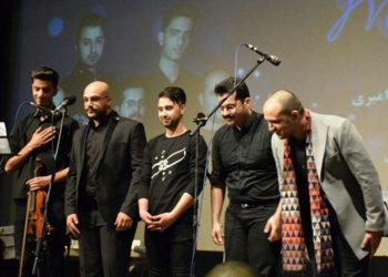 کنسرت هنرجویان مهرزاد خواجه امیری در ارسباران