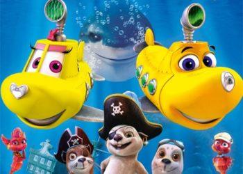دانلود انیمیشن Dive Olly Dive 2005 دریاچه پر ماجرا