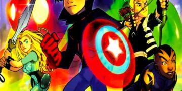 دانلود انیمیشن انتقام جویان قهرمانان فردا