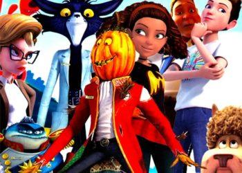 دانلود انیمیشن Michael Jacksons Halloween 2018 مایکل در جشن سال نو