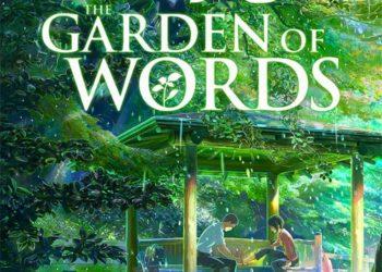 دانلود انیمیشن The Garden of Words 2013 باغی از کلمات