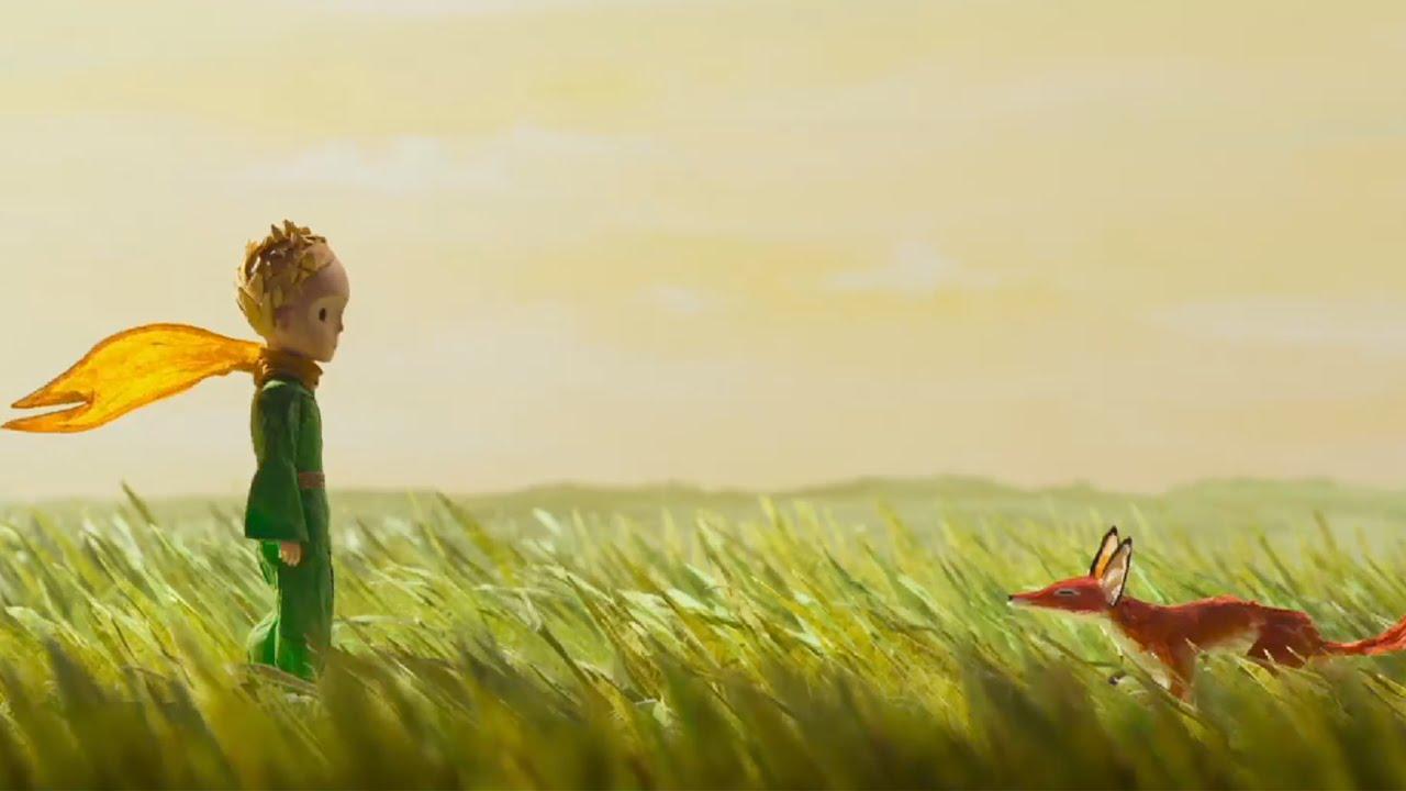 لینک مستقیم دانلود رایگان انیمیشن شازده کوچولو (The Little Prince 2015) دوبله فارسی