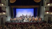 گروه کر اپرای سوئیس در تالار وحدت روی صحنه میرود