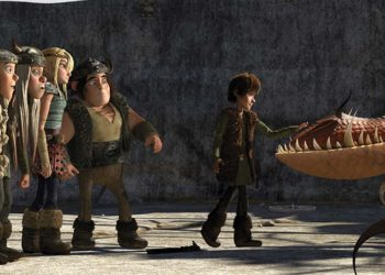 انیمیشن مربی اژدها ۲۰۱۰ (How to Train Your Dragon 2010)