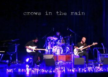 گزارش ویدیویی از کنسرت و رونمایی آلبوم گروه کلاغ ها در باران