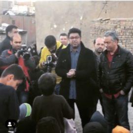 اجرای حجت اشرف زاده در کوره پزخانه جنوب تهران