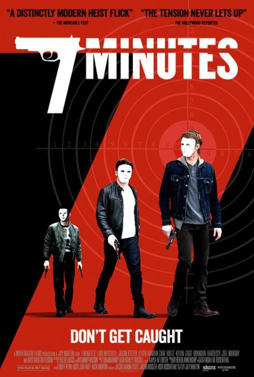 دانلود فیلم سینمایی 7 Minutes 2014 (هفت دقیقه 2014) دوبله فارسی