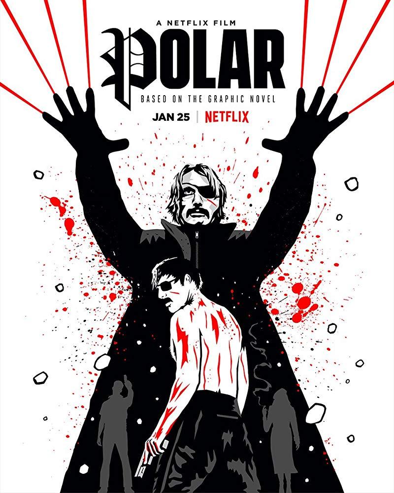 دانلودفیلم سینمایی Polar 2019( پولار 2019)با زیرنویس فارسی