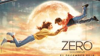 دانلود فیلم هندی صفر (Zero 2018) همراه با دوبله فارسی