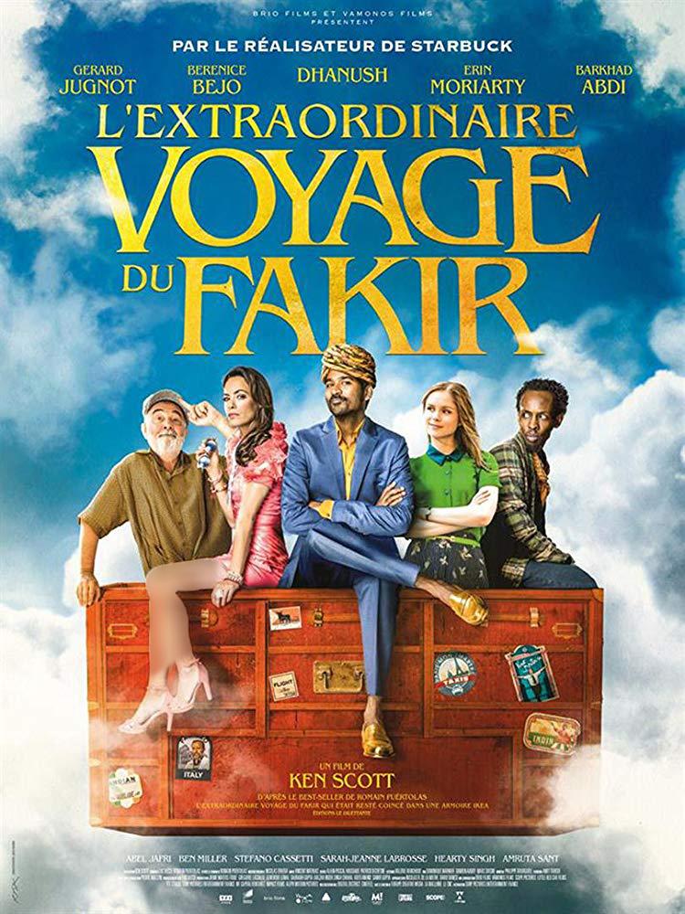 فیلم-سفر-فوق-العاده-فخیر-The-Extraordinary-Journey-of-the-Fakir-2018