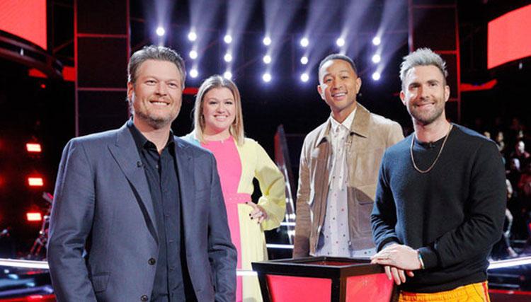 واکنش داوران برنامه The Voice به جدایی آدام لوین