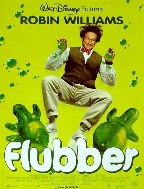 دانلود فیلم سینمایی Flubber 1997 (فلابر 1997)به همراه دوبله فارسی