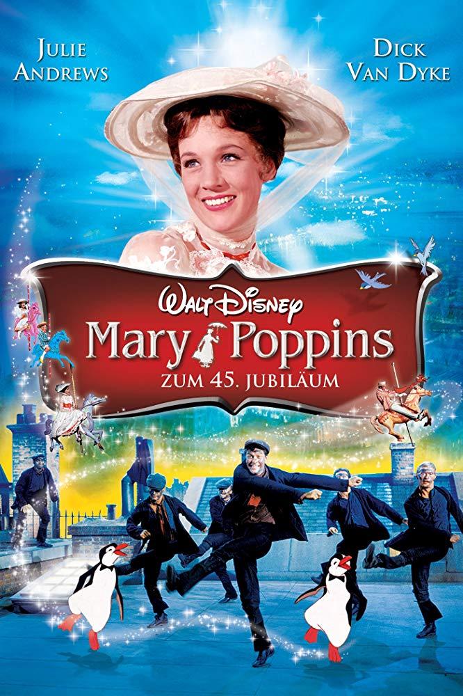 دانلود فیلم سینمایی Mary Poppins 1964 (مری پاپینز 1964)
