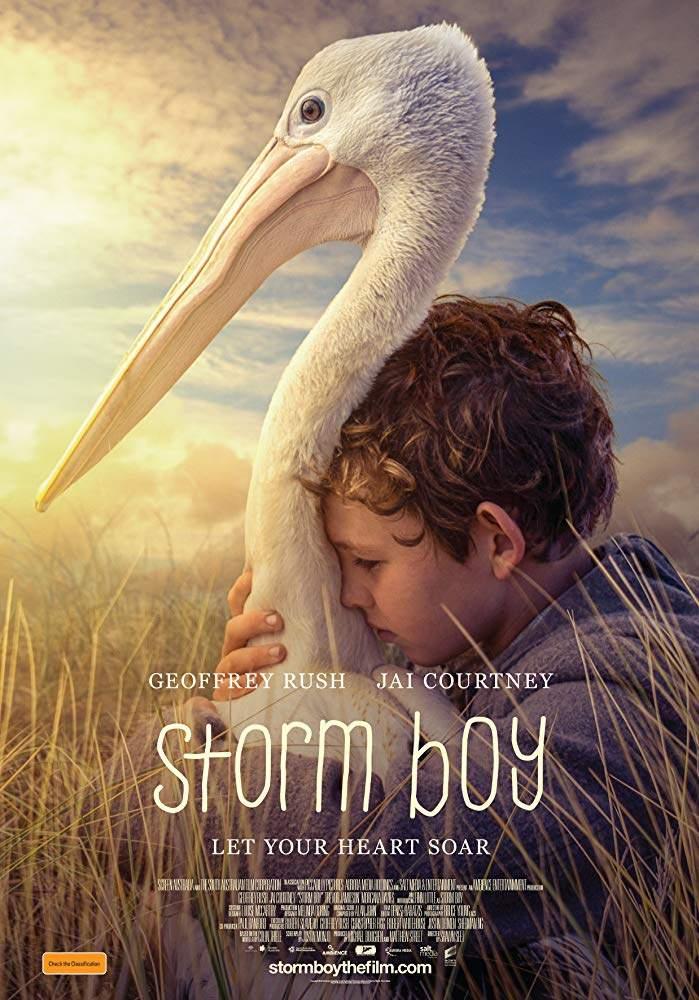دانلود فیلم سینمایی Storm Boy 2019(پسر طوفان 2019)
