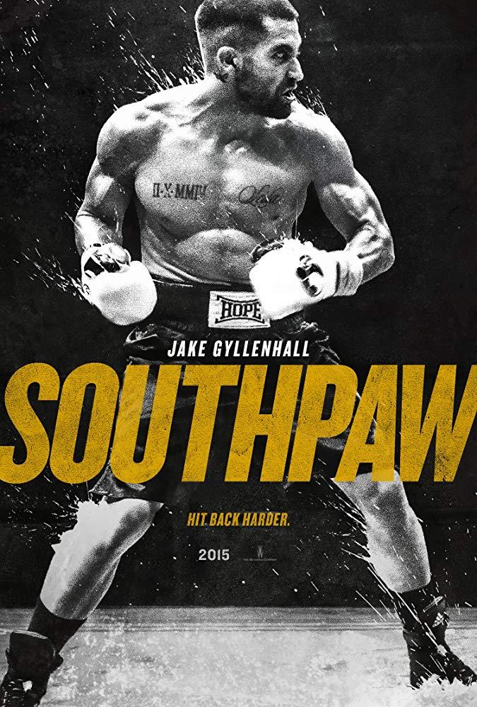 دانلود فیلم سینمایی Southpaw 2015 (چپ دست 2015)به همراه دوبله فارسی