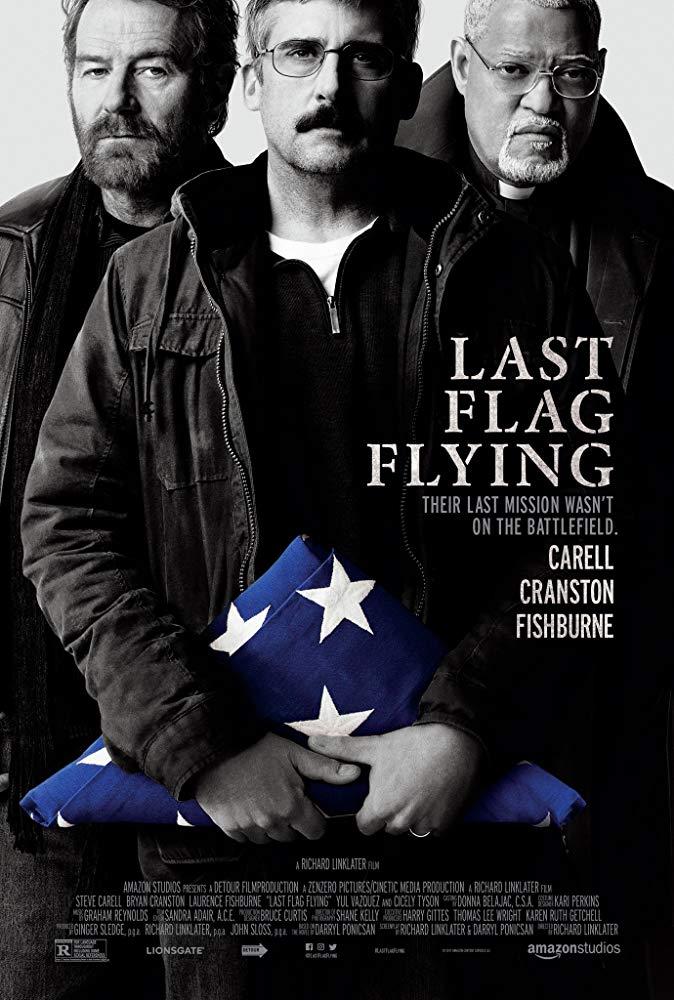 پوستر فیلم اهتزاز آخرین پرچم ۲۰۱۷