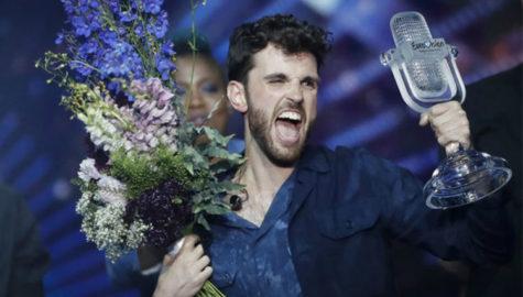 تمجید خانواندهی سلطنتی هلند از قهرمان یوروویژن!