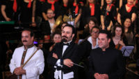 نوای «ای ایران» در قلب اروپا به رهبری آرش فولادوند شنیدنی شد