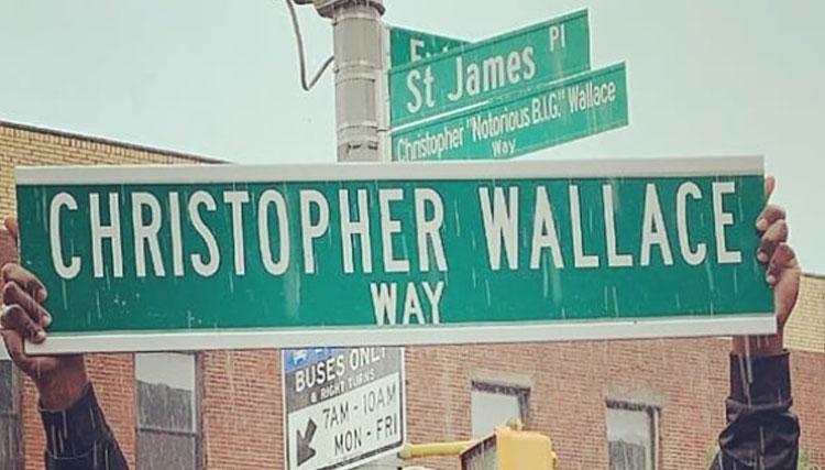 نامگذاری یک خیابان در نیویورک به نام رپر معروف