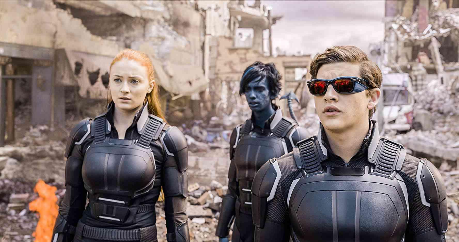 دانلود فیلم مردان ایکس آخرالزمان (X-Men Apocalypse 2016) با دوبله فارسی