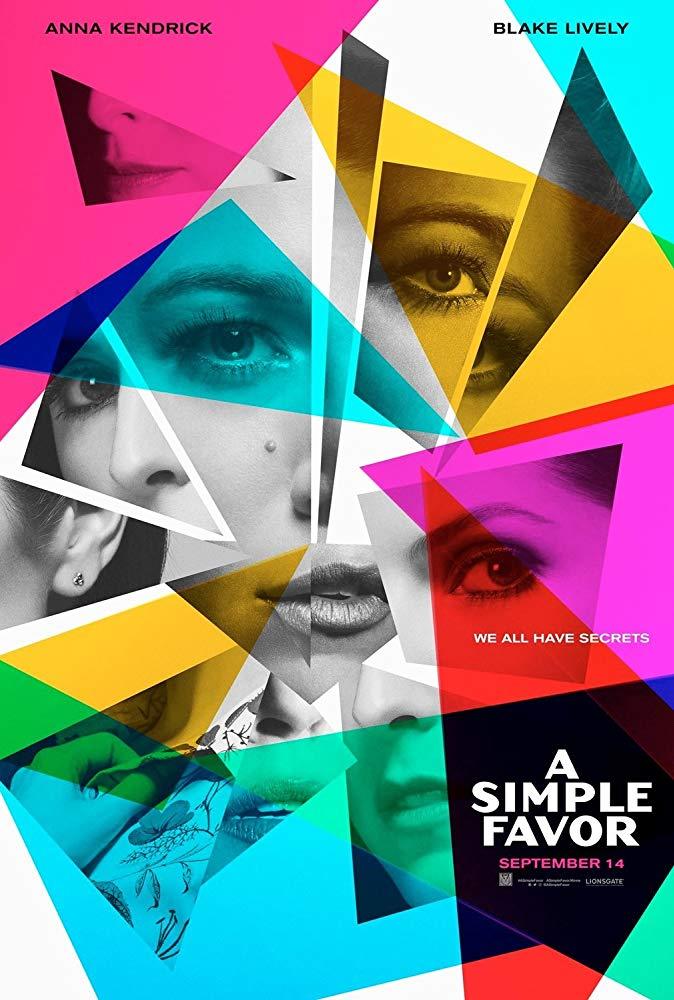 عکس های فیلمA Simple Favor 2018