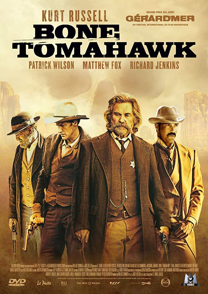 کاور فیلمBone Tomahawk 2015