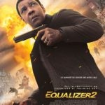 کاور فیلمThe Equalizer 2 2018