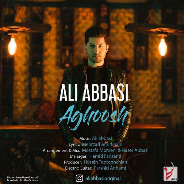 دانلود آهنگ آغوش از علی عباسی