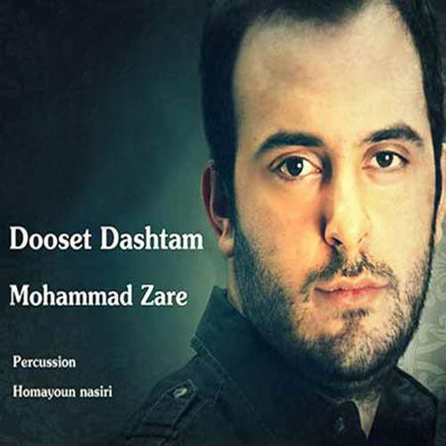 دانلود آهنگ دل عاشق من از محمد زارع