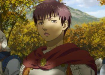 انیمیشن Berserk The Golden Age Arc II The Battle for Doldrey 2012