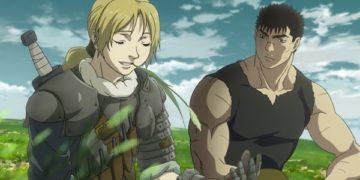 انیمیشن Berserk The Golden Age Arc III The Advent 2013