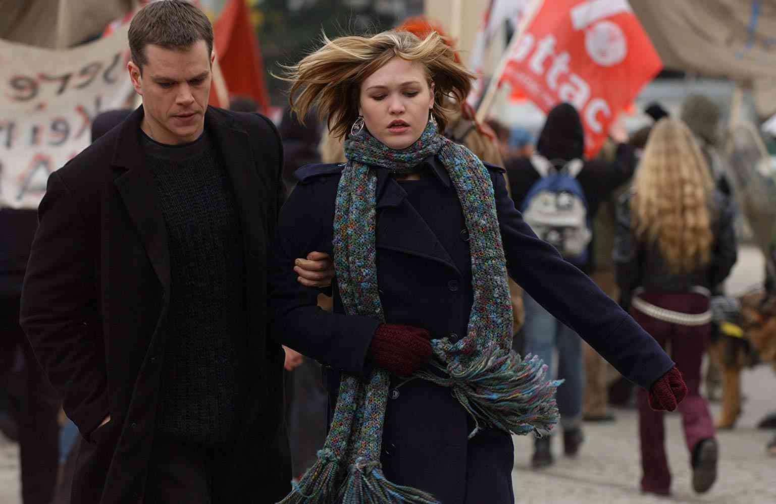 دانلود فیلم برتری بورن (The Bourne Supremacy 2004) با دوبله فارسی