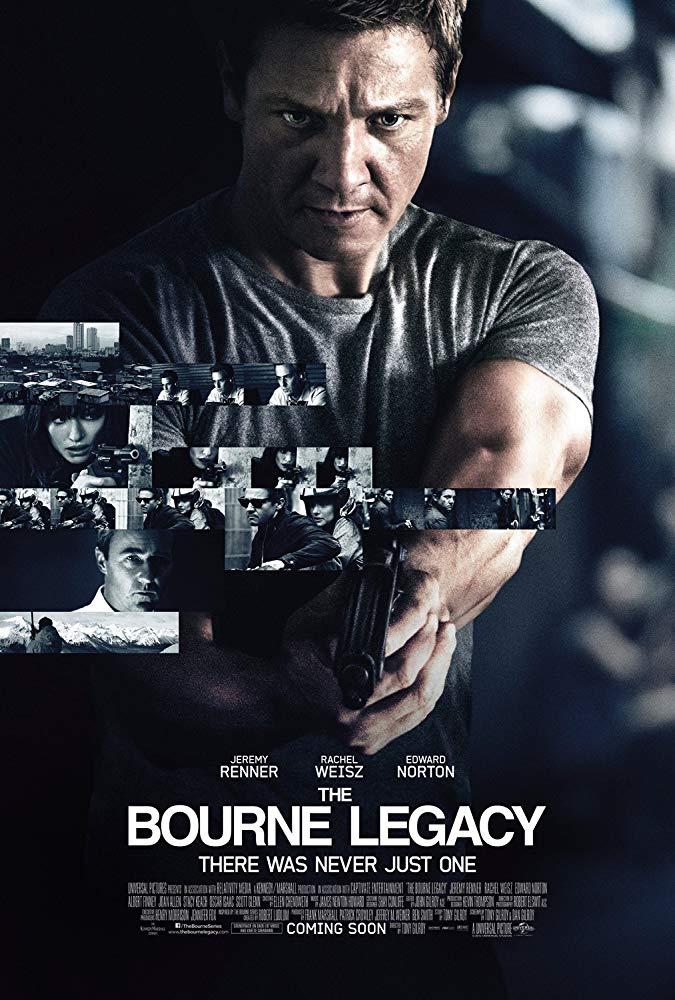 پوستر فیلممیراث بورن ۲۰۱۲