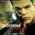 کاور فیلمThe Bourne Supremacy 2004