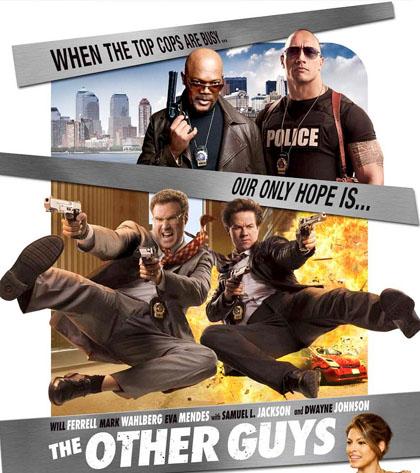کاور فیلمThe Other Guys 2010