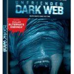 کاور فیلمUnfriended Dark Web 2018