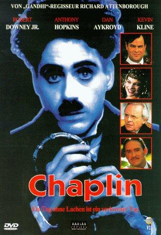 پوستر فیلم چاپلین ۱۹۹۲