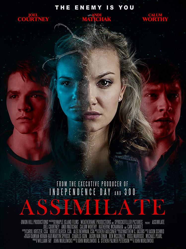 کاور فیلمAssimilate 2019